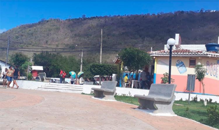 Caso aconteceu na cidade de Itaetê - Foto: Reprodução   Google Maps