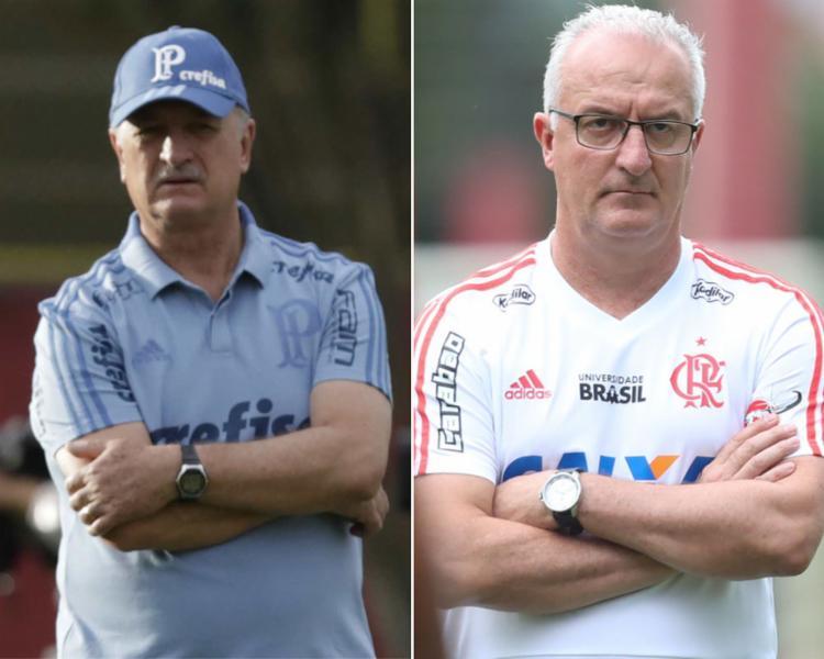 Neste ano, o Brasileirão foi, na média, novamente fraco - Foto: Gilvan de Souza | Flamengo | Divulgação e Adilton Venegeroles | Ag. A TARDE