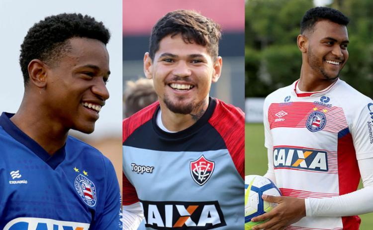 E aí, quem serão nossas revelações em 2019? - Foto: Felipe Oliveira   EC Bahia e Maurícia da Matta   EC Vitória