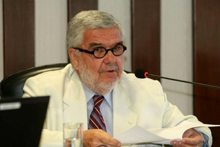 Fernando Vita, com ACM e 'valdevinos de modo geral' - Foto: TCM | Divulgação