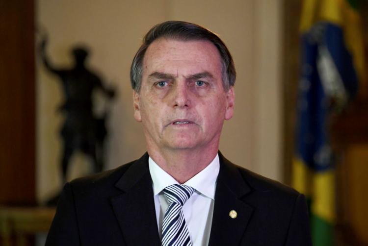 No que vai dar Bolsonaro? Pelo menos um segmento baiano, o de empresários de alto coturno, se diz esperançoso - Foto: Evaristo Sá   AFP