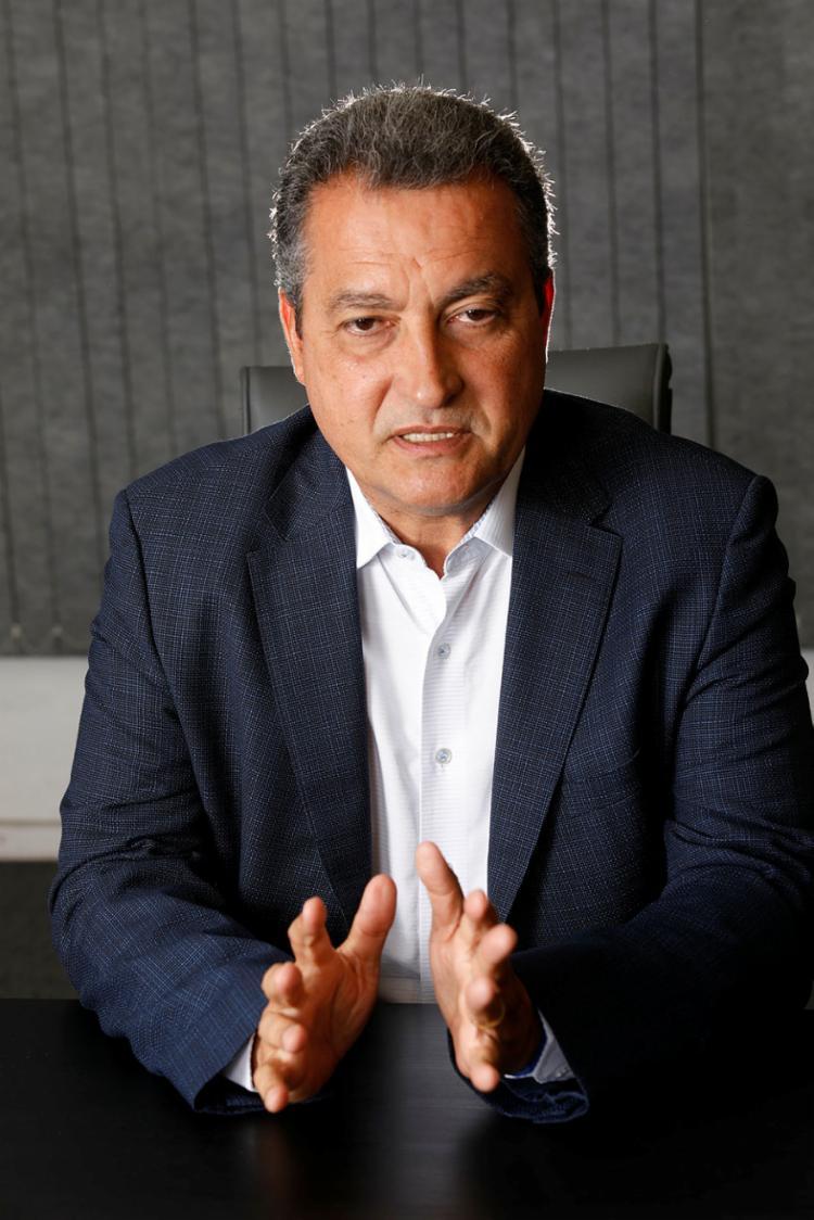 Rui Costa: o desafio maior está na questão financeira - Foto: Margarida Neide | Ag. A TARDE