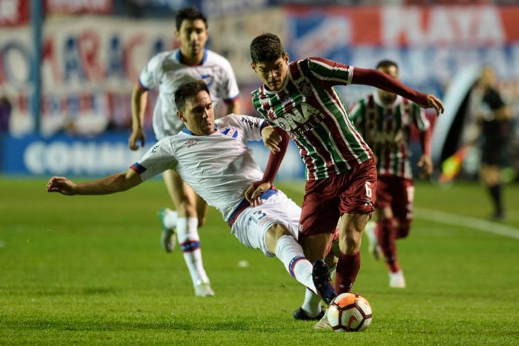 Jogo de ida ocorrerá na Arena da Baixada e a partida de volta no Maracanã - Foto: Miguel Rojo | AFP