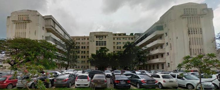 O Hospital Universitário faz parte da UFBA   Foto: Reprodução   Google Maps - Foto: Reprodução   Google Maps