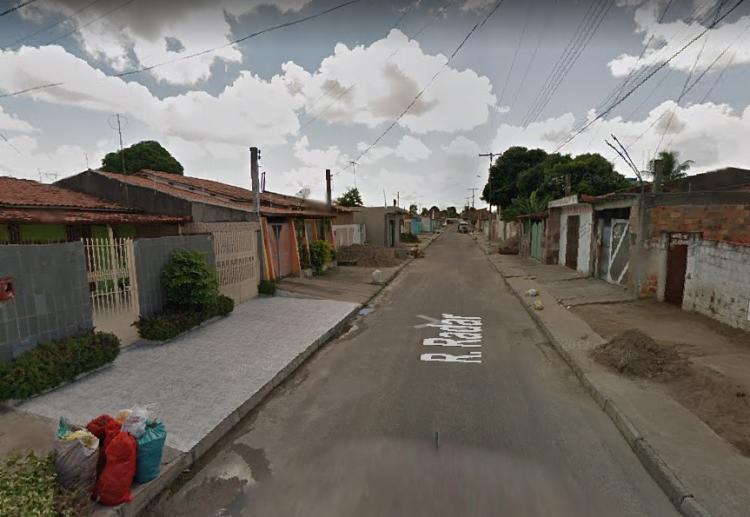 O crime aconteceu em uma rua do conjunto Geoge Américo - Foto: Reprodução | Maps