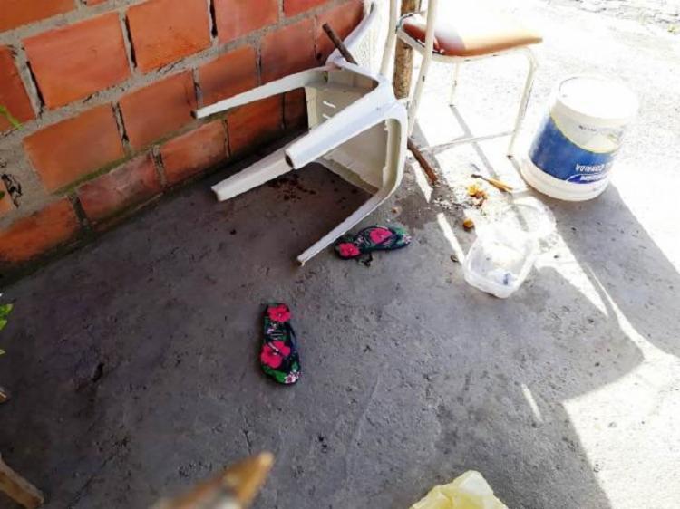 O crime aconteceu na rua D, no conjunto Conder, no bairro Conceição - Foto: Divulgação | Acorda Cidade