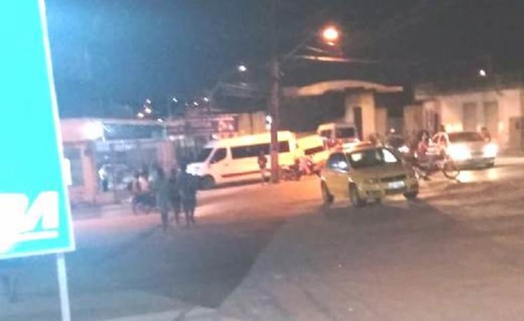 O crime aconteceu no bairro Santo Antônio dos Prazeres - Foto: Divulgação