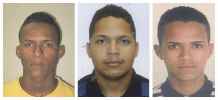Após o crime, os suspeitos, que são irmãos, fugiram do local - Foto: Divulgação | SSP-BA