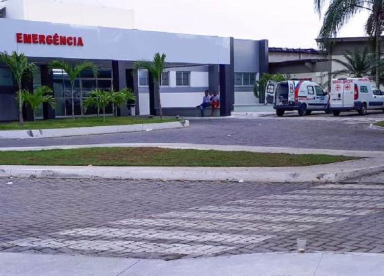 O jovem foi encaminhado para o Hospital Geral Clériston Andrade mas não resistiu - Foto: Divulgação | Acorda Cidade