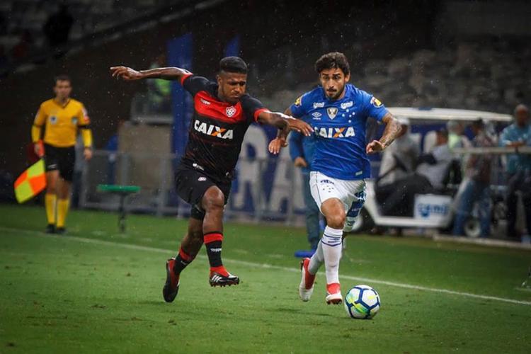 Leão teve péssima atuação e não resistiu à Raposa em Belo Horizonte - Foto: Vinnicius Silva l Cruzeiro Esporte Clube
