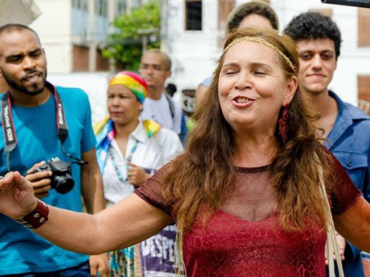 Sarau contará com a presença da poeta baiana Semirames Sé - Foto: Divulgação