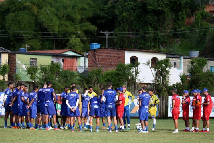 O Esquadrão já garantiu a vaga na Copa Sul-Americana de 2019 - Foto: Felipe Oliveira | EC Bahia