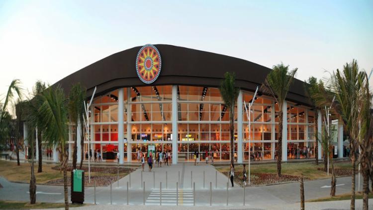 O centro de compras fica localizado na Estrada do Coco, KM 12,5, na Região Metropolitana de Salvador - Foto: Divulgação