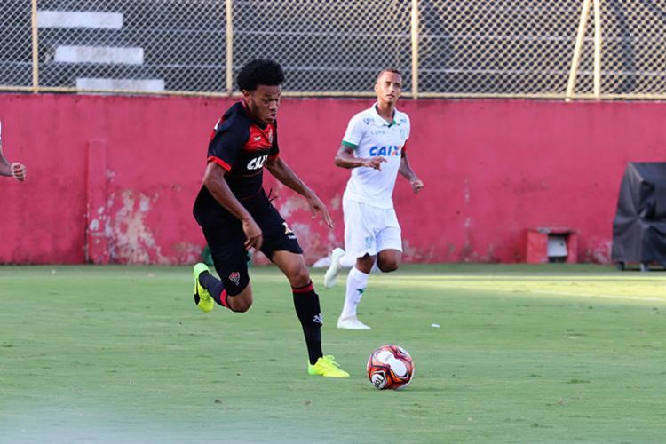 Mateus foi convocado pelo técnico Carlos Amadeu para um período de preparação na seleção brasileira sub-20