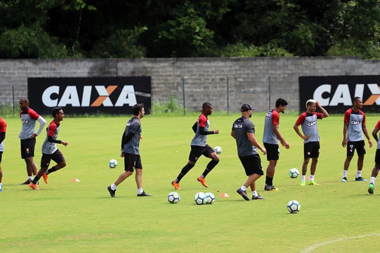 O time volta a se apresentar nessa quarta-feira, 28. - Foto: Maurícia da Matta | EC Vitória