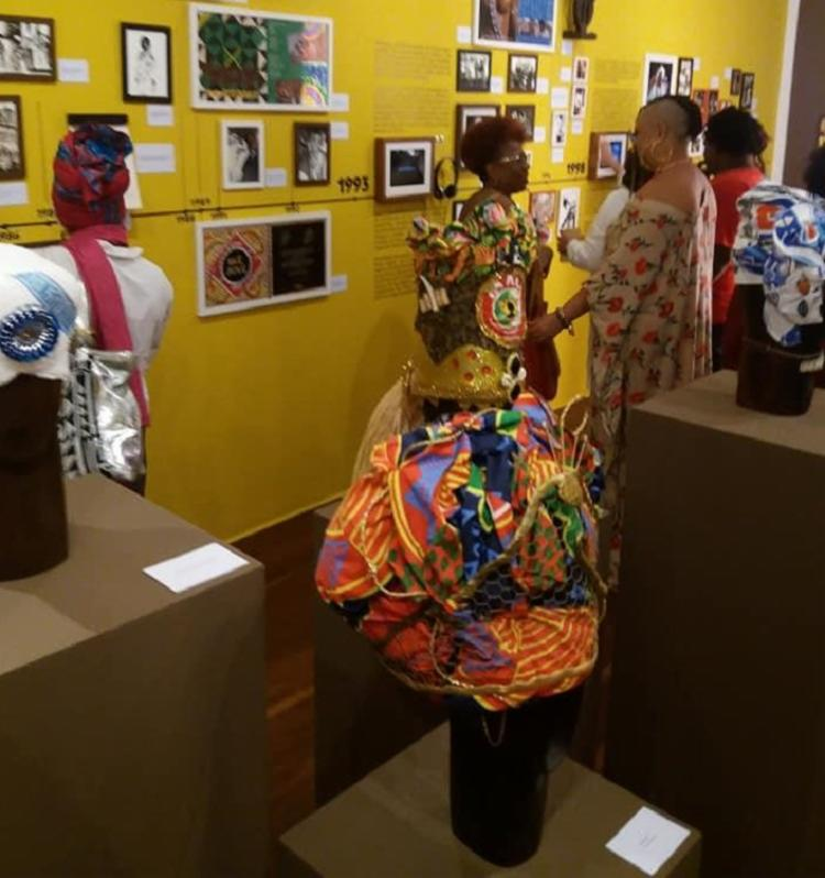 A mostra conta a história de blocos afros históricos em Salvador - Foto: Divulgação