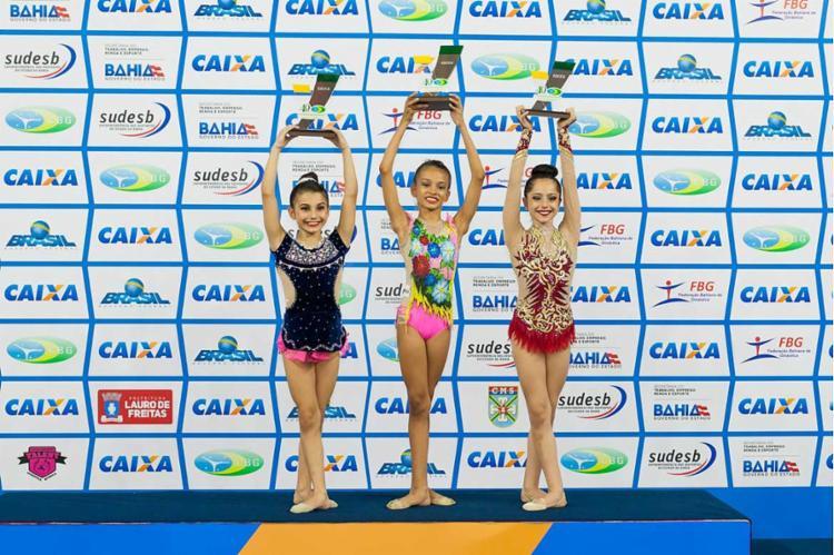 Além de Keila Santos, destaque da competição, a Bahia está representada por outras nove atletas - Foto: Divulgação   Secom