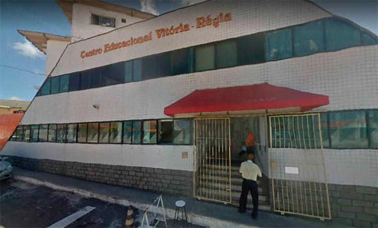 O evento sera realizado no Colégio Vitória Régia, no bairro do Cabula, das 8h às 12h - Foto: Reprodução | Google Maps