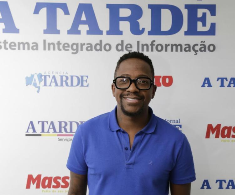 Mumuzinho volta aos palcos baianos no próximo dia 24 de novembro na Arena Fonte Nova, na festa Pagodin - Foto: Gilberto Júnior | Ag. A TARDE