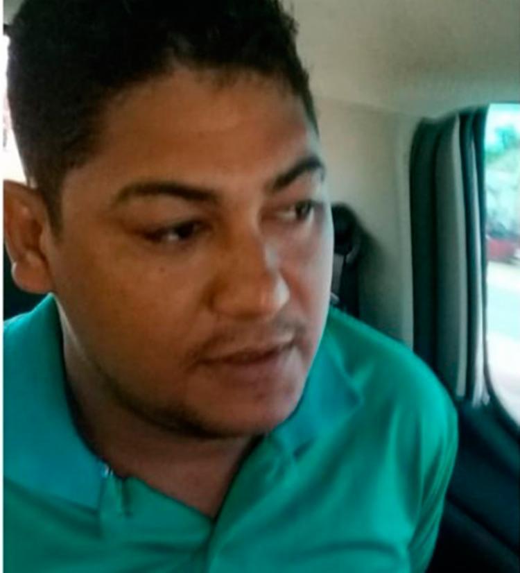 Fagner de Jesus foi preso em Aracaju - Foto: Divulgação | Ascom Polícia Civil
