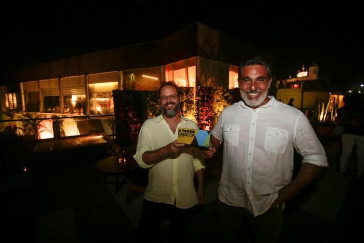 Fernando Rocha e Marcos Malamut (Prêmio de Melhor Ambiente)