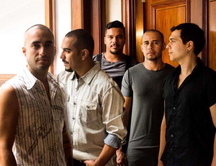 A banda Sorriso Maroto compõe a grade da festa Pagodin - Foto: Marcos Hermes | Divulgação