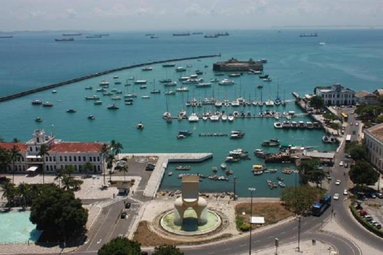 O objetivo é ampliar o debate sobre o desenvolvimento econômico sustentável e preservação da Baía - Foto: Reprodução