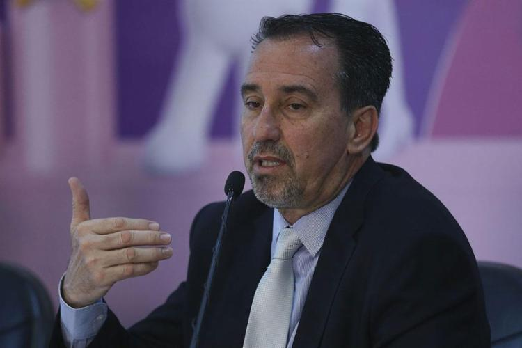 Gilberto Occhi não detalhou a proposta que será apresentada à equipe do presidente eleito Jair Bolsonaro - Foto: José Cruz l Agência Brasil