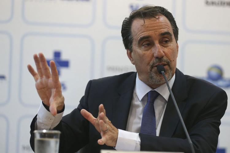 De acordo com o ministro, os gastos ficarão por conta do governo cubano, que decidiu interromper a colaboração, firmada em 2013 - Foto: Valter Campanato l Agência Brasil