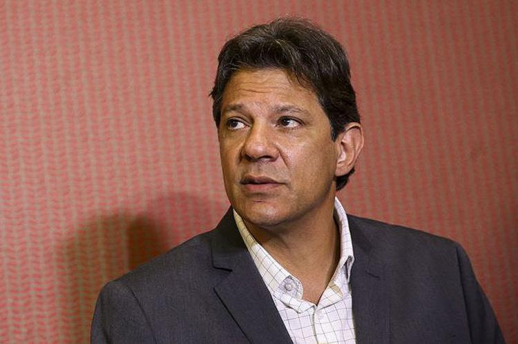 A Promotoria sustenta que, entre maio e junho daquele ano, a empreiteira efetivamente repassou a soma de R$ 2,6 milhões a Haddad - Foto: Marcelo Camargo l Agência Brasil