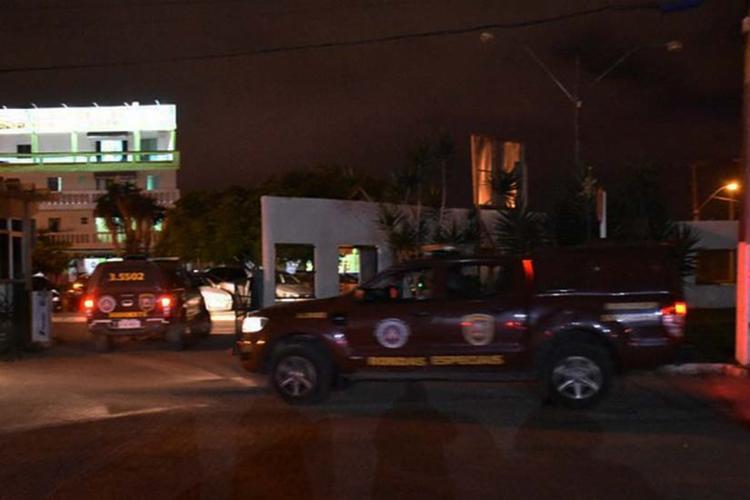 Suspeitos foram levados para hospital geral de Conquista, onde morreram - Foto: Reprodução | Blog do Anderson