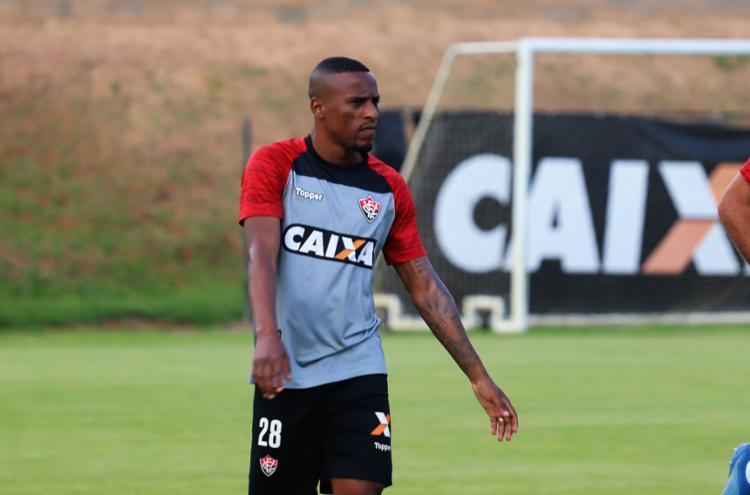 Após desfalcar o time contra o Cruzeiro, Jeferson volta para partida decisiva - Foto: Maurícia da Matta l EC Vitória