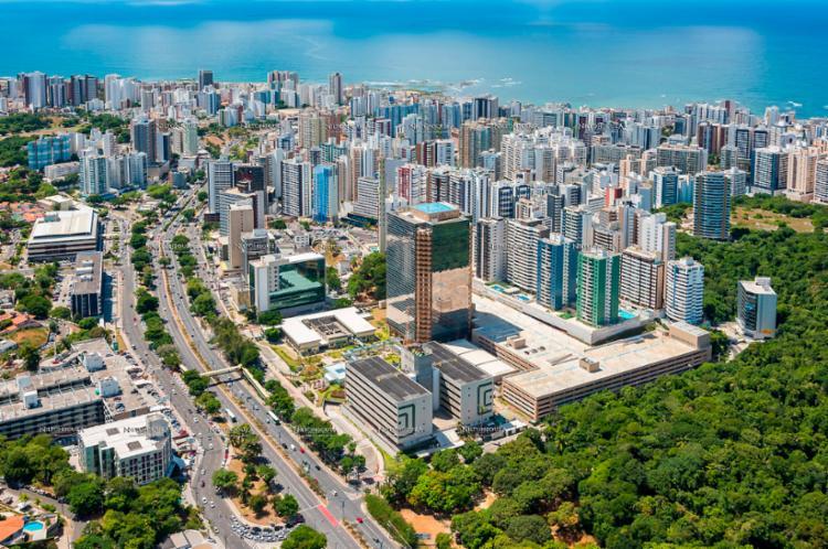Ex-dirigentes da Petrobras e da Petros estavam no esquema de corrupção ligado à construção da Torre Pituba - Foto: Divulgação