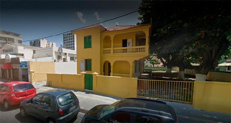 O lançamento da Plataforma Caminhos Digitais de Leitura ocorre no próximo dia 20 na Casa Salvador, no bairro da Barra - Foto: Reprodução   Google Maps