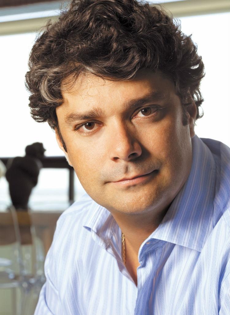 Fotografo e jornalista Alexandre Augusto