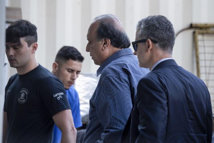 Governador do Rio de Janeiro foi conduzido para a sede da PF