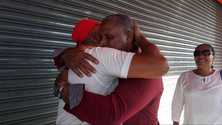 Amarilton Pedro fazia a segurança do estabelecimento no momento da ação criminosa - Foto: Milena Teixeira