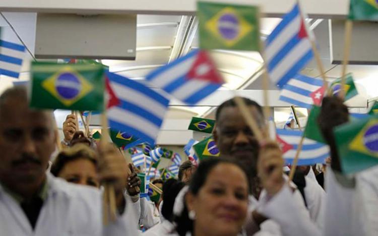 Até 12 de dezembro, mais 8.300 profissionais cubanos deixarão o país - Foto: Karina Zambrana   Ministério da Saúde