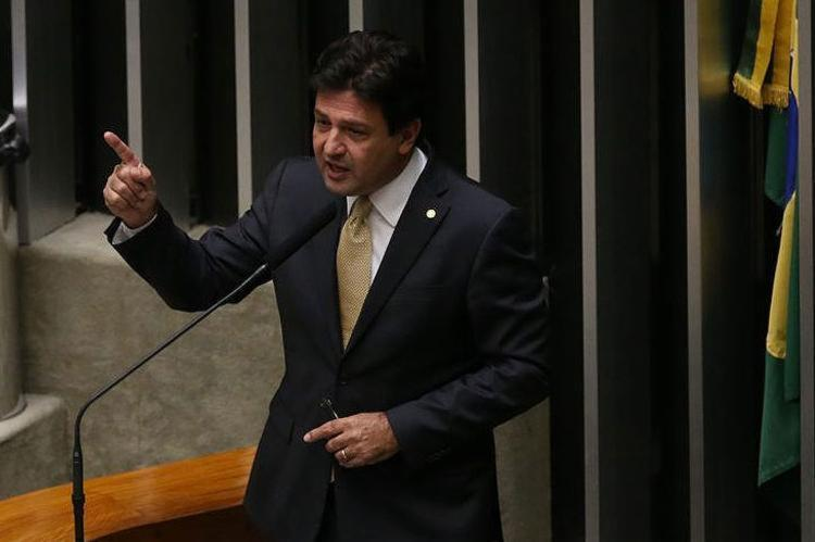 Indicado por Bolsonaro, Luiz Henrique Mandetta chamou programa de improviso - Foto: Valter Campanato l Agência Brasil