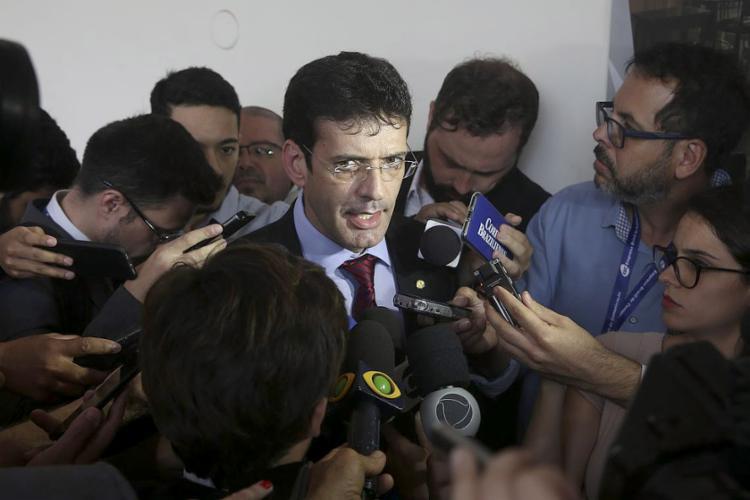 Marcelo foi reeleito para o cargo de deputado federal na eleição deste ano - Foto: Valter Campanato l Agência Brasil