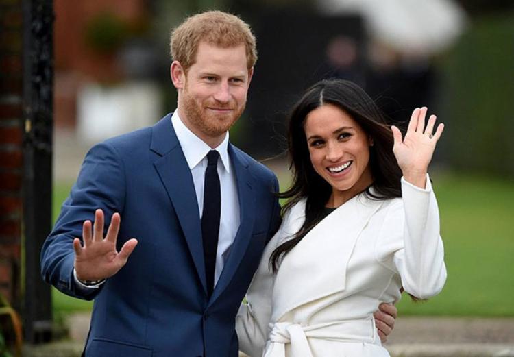 Casal planeja morar no Castelo de Windsor, em Frogmore House - Foto: Facundo Arrizabalaga l EFE