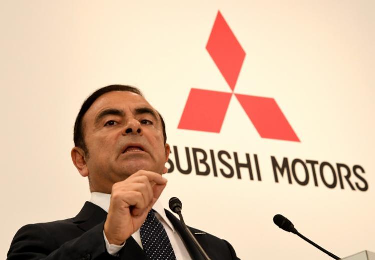 Segundo a Mitsubishi, Ghosn perdeu a confiança da Nissan e não é mais capaz de cumprir suas funções - Foto: Toshifumi Kitamura | AFP