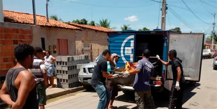 Vizinhos contaram que Josenaldo estava doente e que a morte teria acontecido durante esta madrugada. - Foto: Reprodução | blog do Sigi Vilares