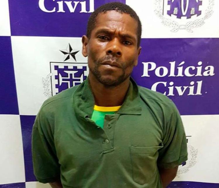 Bartolomeu Barbosa Vieira Filho foi sentenciado pelo crime de feminicídio, por motivo torpe e sem possibilitar a defesa da vítima - Foto: Divulgação | Polícia Civil