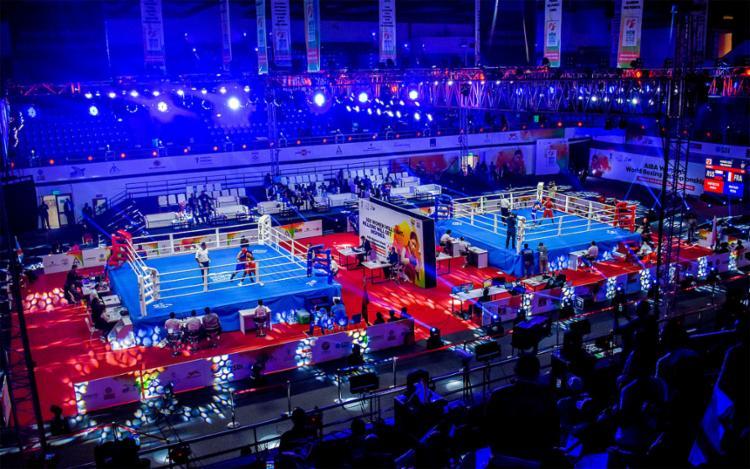 O Mundial vai até o próximo dia 24 e reúne 277 atletas, de 63 países - Foto: Divulgação l CBBoxe