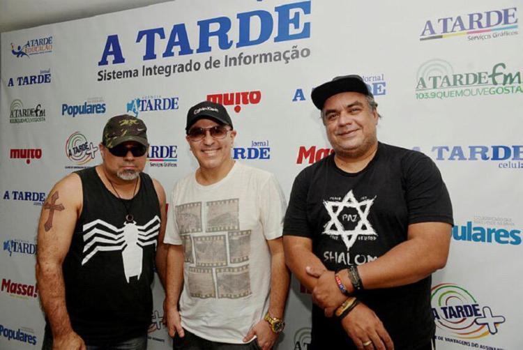 A banda Novo Som começou em 1988 no Rio de Janeiro e ficou conhecido pelo som pop rock brasileiro, dedicada ao público cristão - Foto: Shirley Stolze | Ag. A TARDE