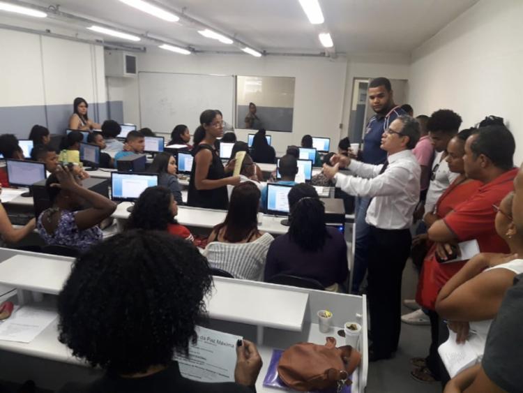 s atividades serão realizadas nas unidades da Instituição, em Salvador - Foto: Divulgação