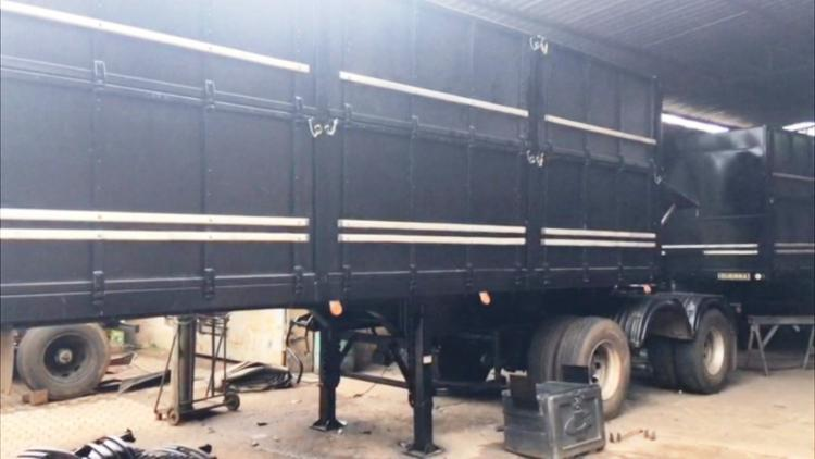 Mais de 570 carretas tiveram a capacidade de carga aumentada de forma clandestina