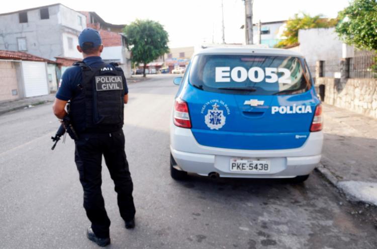 Ação é realizada pelas Polícias Civis de 18 estados e do Distrito Federal - Foto: Divulgação | Polícia Civil