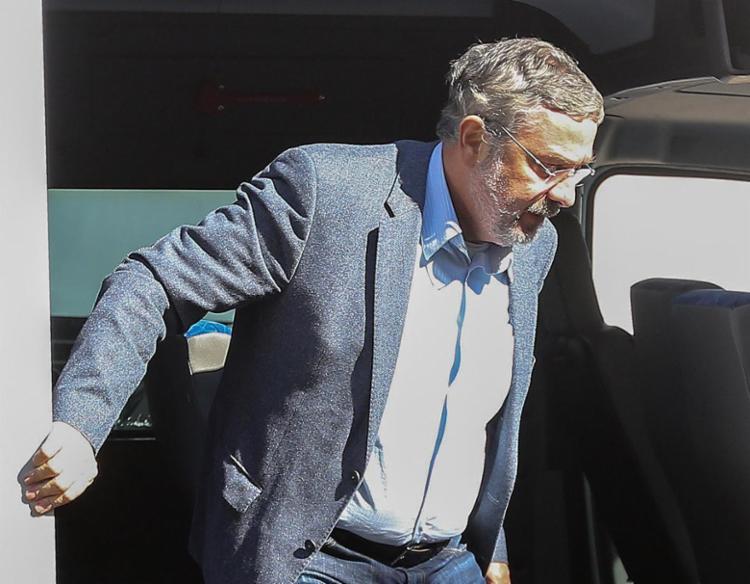 O ex-ministro estava encarcerado na sede da Polícia Federal, o berço da Operação Lava Jato, desde setembro de 2016 - Foto: Giuliano Gomes l Estadão Conteúdo